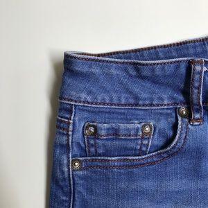 Bullhead Shorts - Bullhead Denim Co. Low Rise Denim Shorts